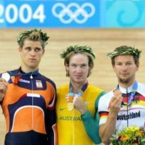 Men's sprint final at the 2004 Athens Olympics