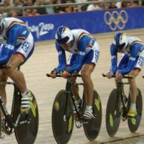Men's 4000m team pursuit at the 2000 Sydney Olympics