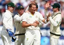 Aust Test Team